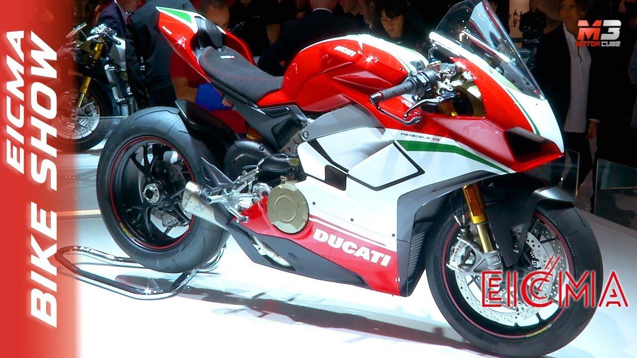 Ducati V Dashboard