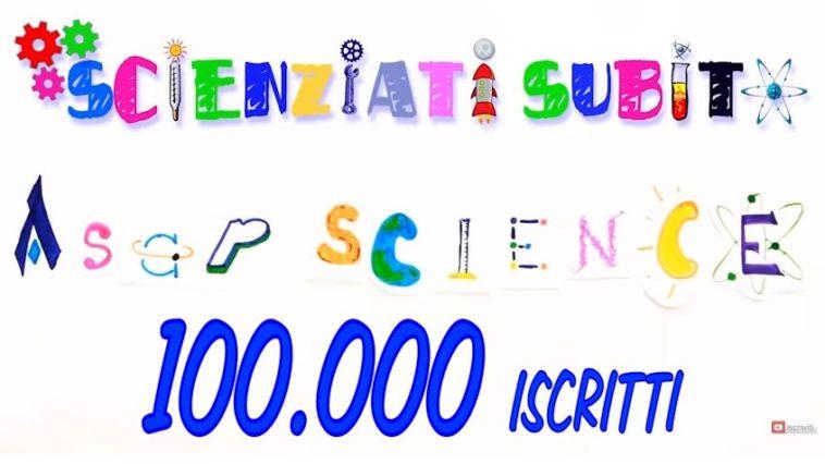 Canali Youtube scienza