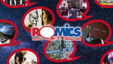 romics 2018 youtubers