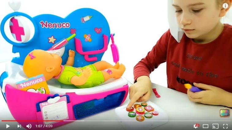canali youtube giocattoli