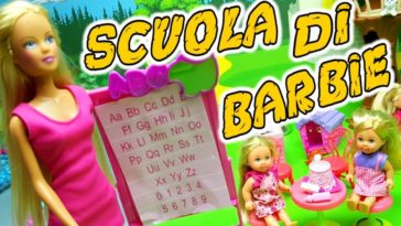 BARBIE Il Fantastico Mondo