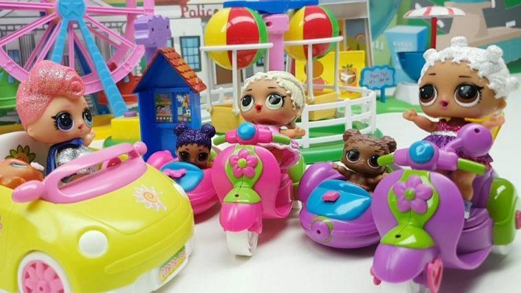 video per bambini giocattoli