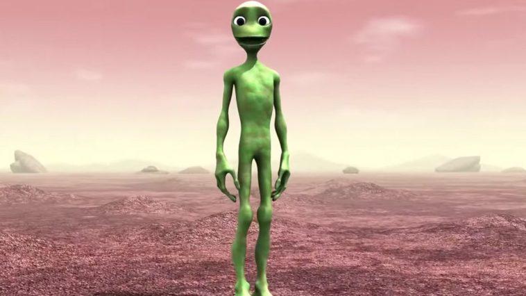 Alien Dance Challenge