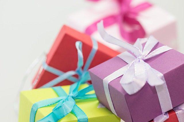 Apertura regali