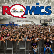 romics show your talent
