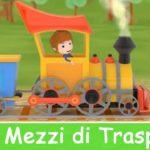 Video per bambini macchine
