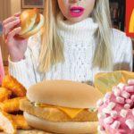 asmr cibo