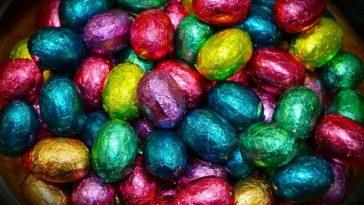 Apertura uova di Pasqua 2020