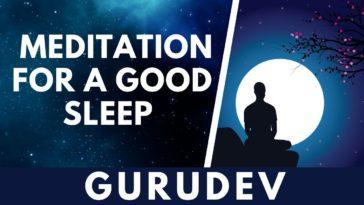 meditazione per dormire