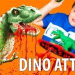 dinosauri su youtube