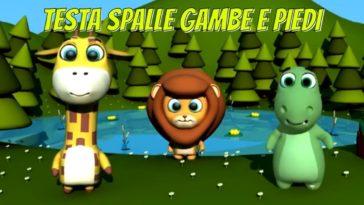 canzoni per bambini in italiano