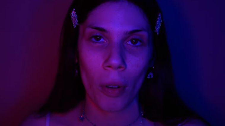 led lights makeup challenge